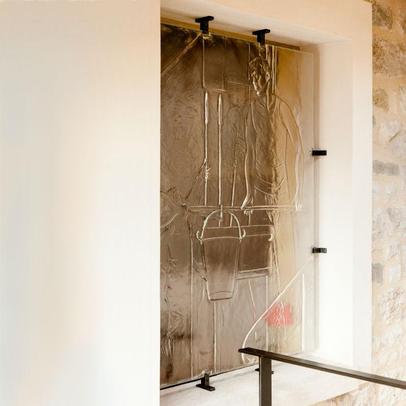 Souffleur de verre - Fenêtre - Arthylé by Natacha MONDON _ Eric PIERRE