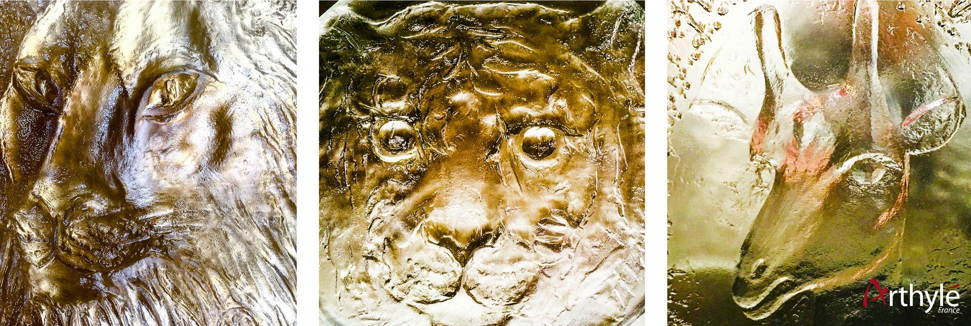 Lion+Tigre+Girafe Logo Arthylé- Natacha MONDON _ Eric PIERRE pour Arthylé-w1920